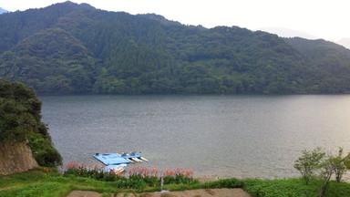 2010年8月3日の玉川ダム