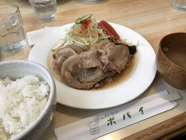 豚肉の生姜焼きランチ.JPG