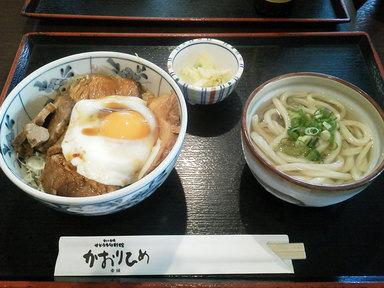 焼豚玉子飯ランチセット.jpg